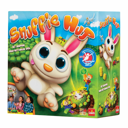 snuffie hup
