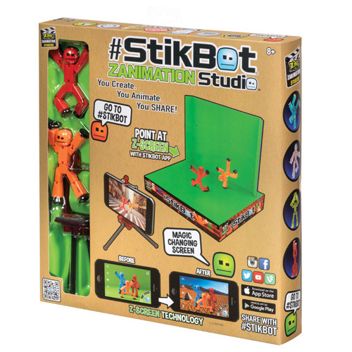 Stikbot Zanimation Studio